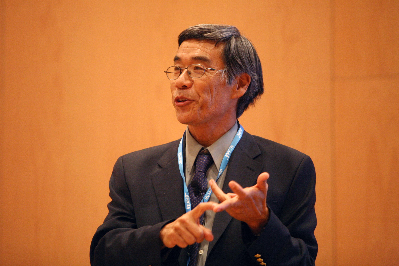 Kiyoshi Suzaki ponencia