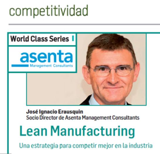 lean manufacturing 2014
