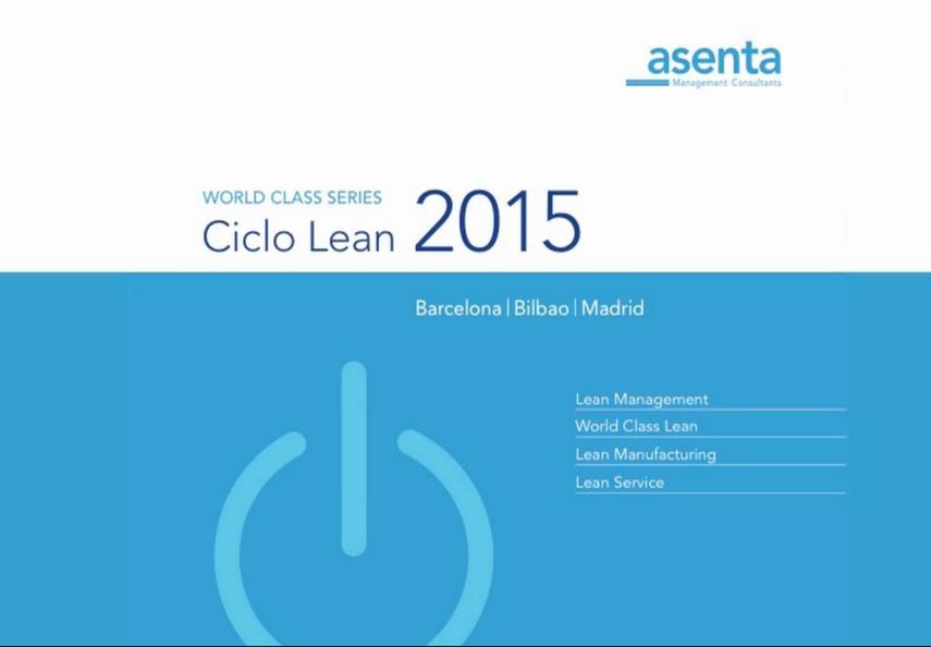 ciclo lean 2015