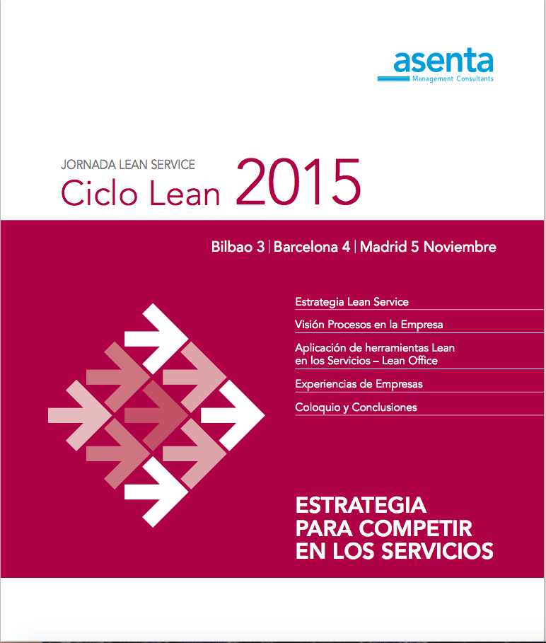 lean service 2015