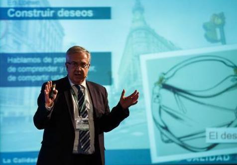 Jose Luis Velasco european quality leader 2016