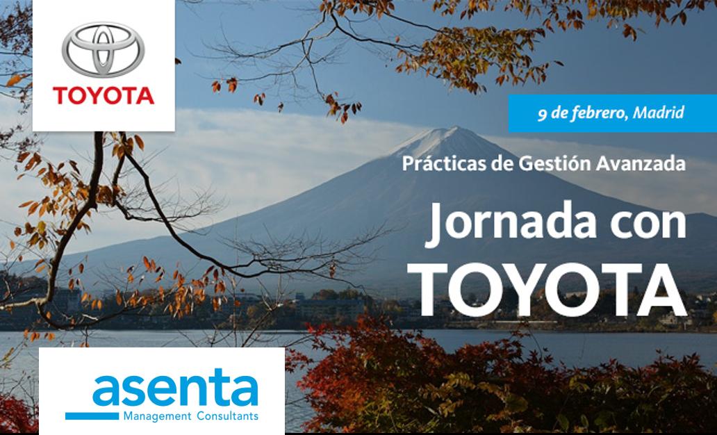 Jornada con Toyota