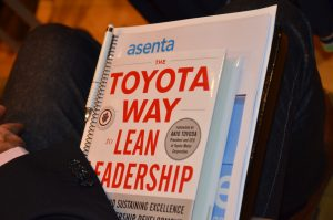 Executive Master Class con Jeffrey Liker - The Toyota Way