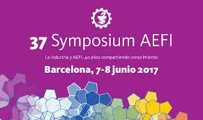 37 Symposium AEFI