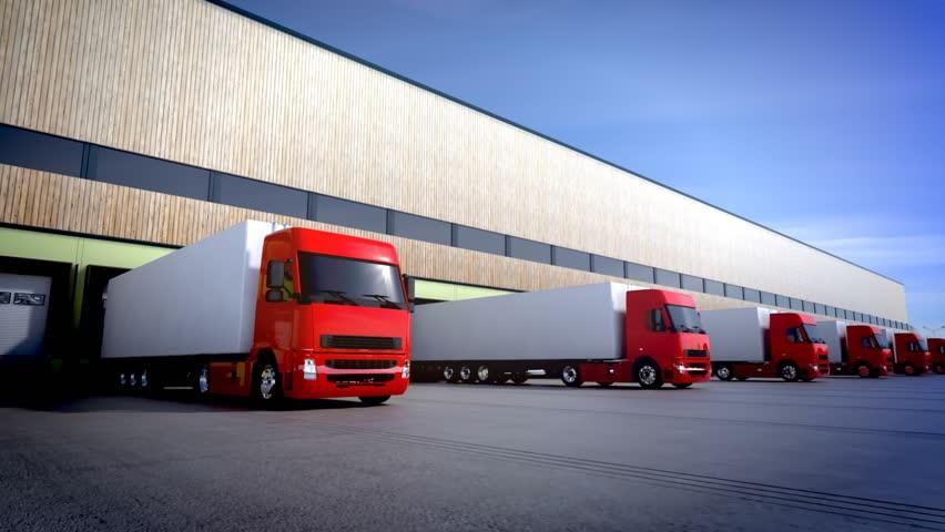 Almacen camion