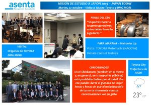 Diario Misión Japón 2019_Día 2