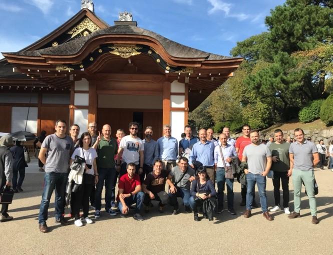 Misión a Japón 2019_Llegada
